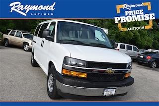 2020 Chevrolet Express 3500 LT Van Passenger Van