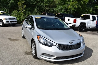 Used 2016 Kia Forte LX FWD Sedan For Sale in Antioch, IL