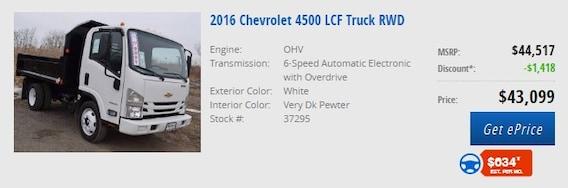 Medium Duty Chevy Trucks for Sale   Raymond Chevrolet