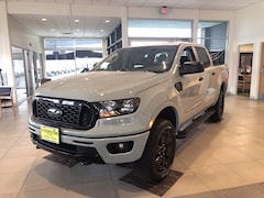 2021 Ford Ranger XLT XLT 4WD SuperCrew 5 Box