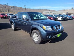 2020 Nissan Frontier SV Crew Cab 4x4 SV Auto Long Bed