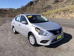 2019 Nissan Versa Sedan S Plus S Plus CVT