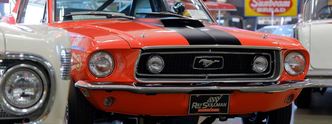 Ray Skillman Classic Cars   Used Dodge, Pontiac, Chevrolet, Plymouth ...