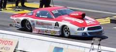 2010 Ford Mustang Jerry Haas C/EA Race Car Coupe