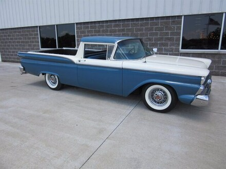 1959 Ford Ranchero Pick up Truck