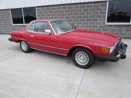 1983 Mercedes-Benz 380 380SL Convertible