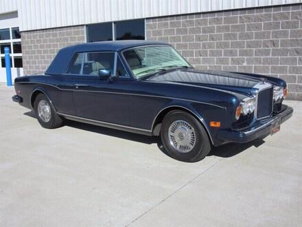 1989 Bentley Continental 2+2 Convertible Convertible