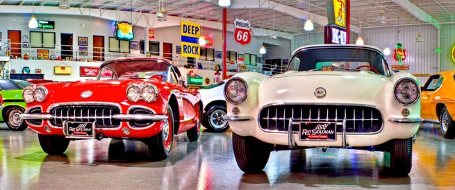 Classic Car Dealer: Used Dodge, Pontiac, Chevrolet