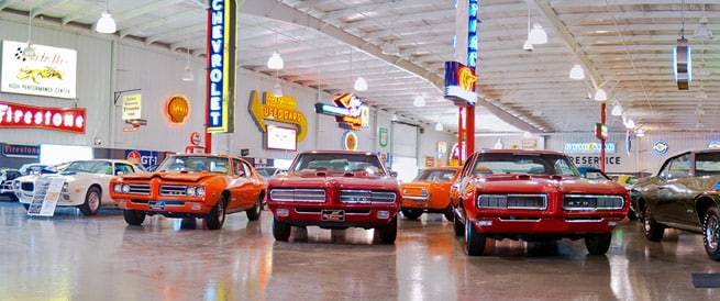 Ray Skillman Classic Cars Used Dodge Pontiac Chevrolet Plymouth - Muscle car dealers