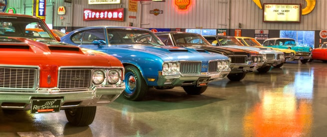 Ray Skillman Classic Cars Used Dodge Pontiac Chevrolet Plymouth - Classic car search