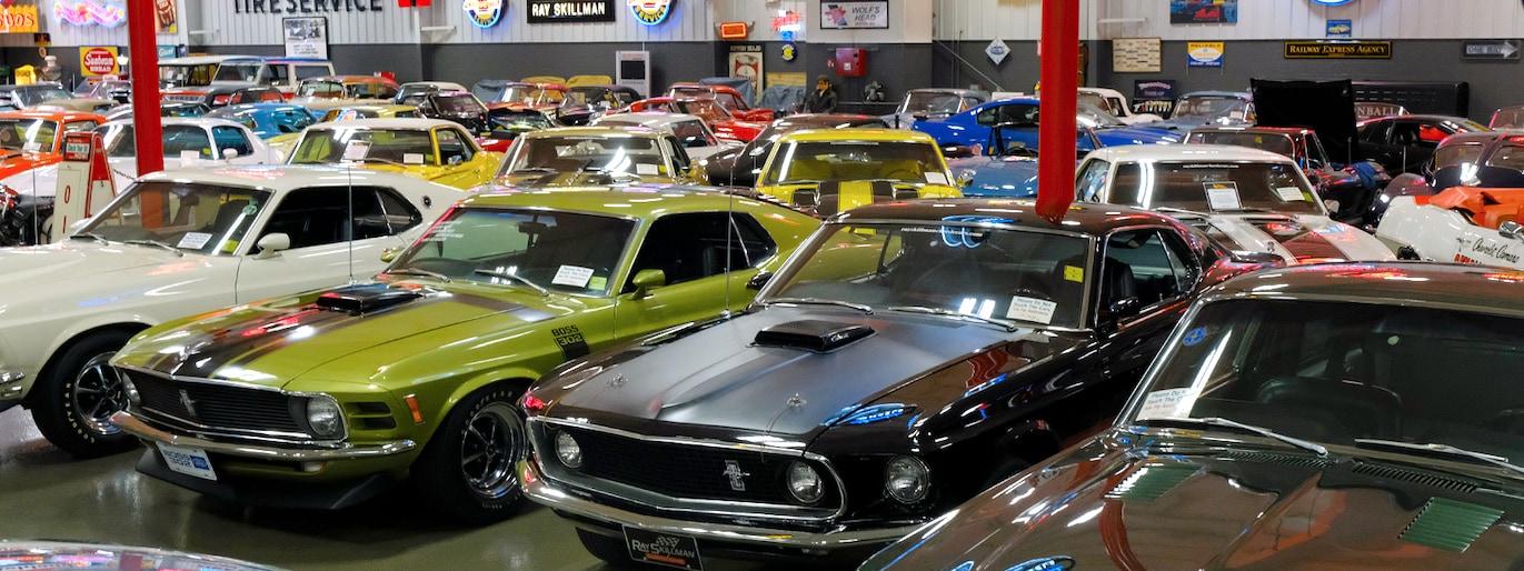 Ray Skillman Classic Cars | Used Dodge, Pontiac, Chevrolet, Plymouth ...
