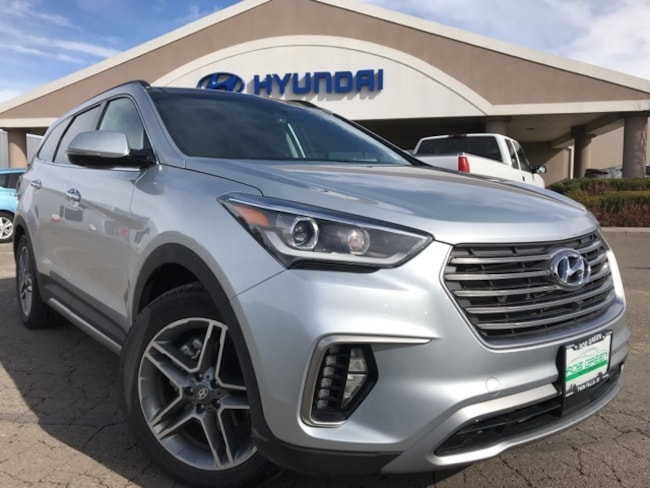 2017 Hyundai Santa Fe Limited Ultimate Wagon