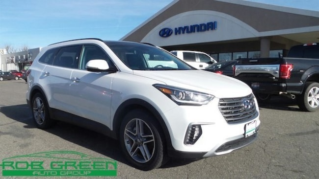 2017 Hyundai Santa Fe SE Ultimate Wagon