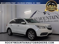 2015 Acura MDX Advance/Entertainment Pkg SUV