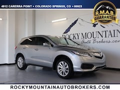 2018 Acura RDX w/Technology Pkg SUV
