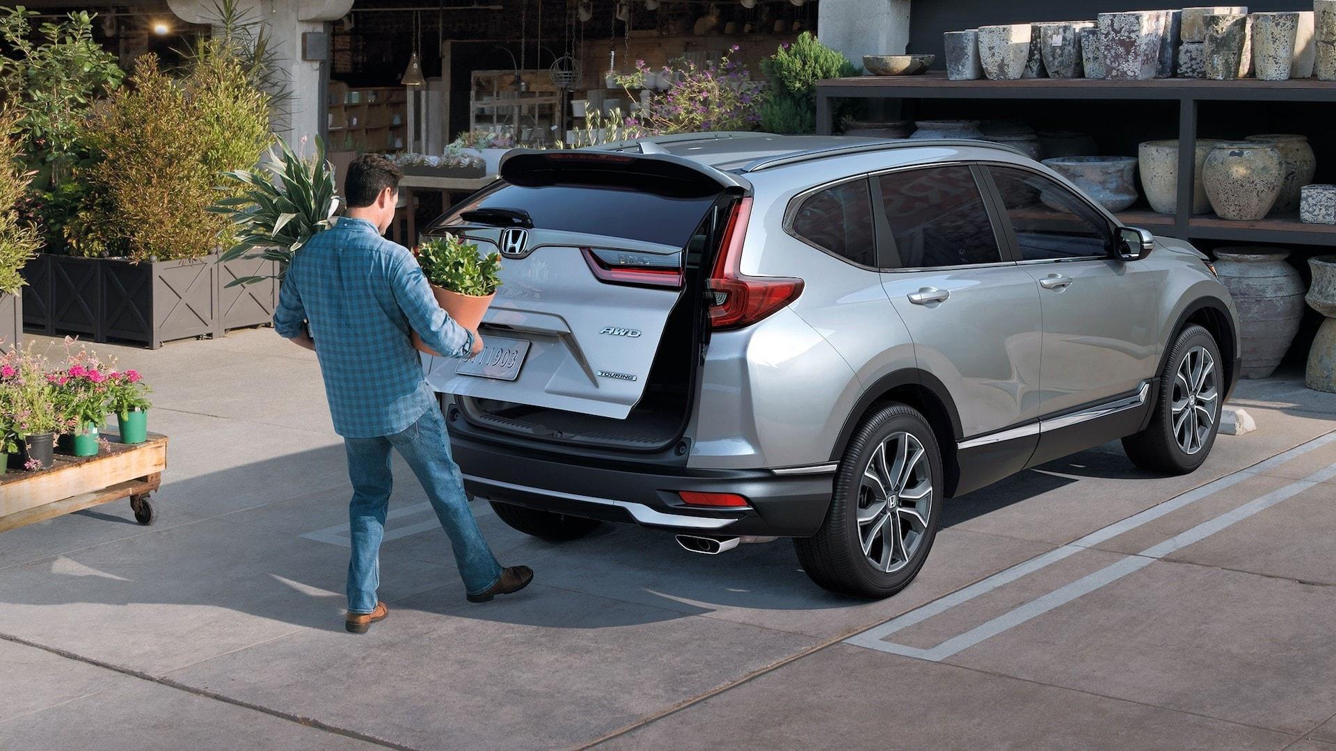 Honda CR-V Hands-Free Access Power Tailgate