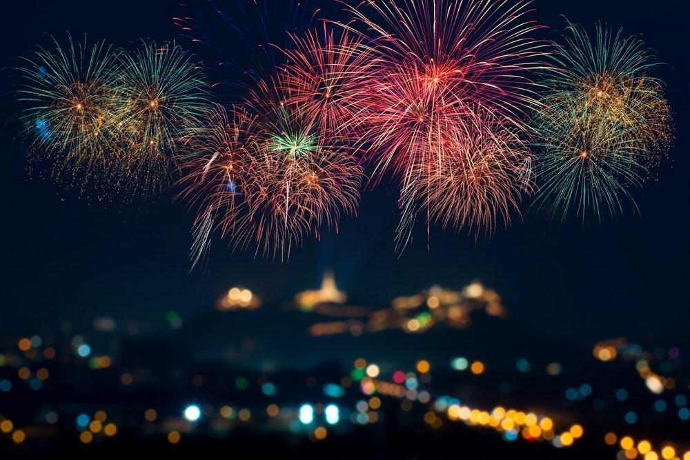 July 4th Fireworks Near Pittsburg KS