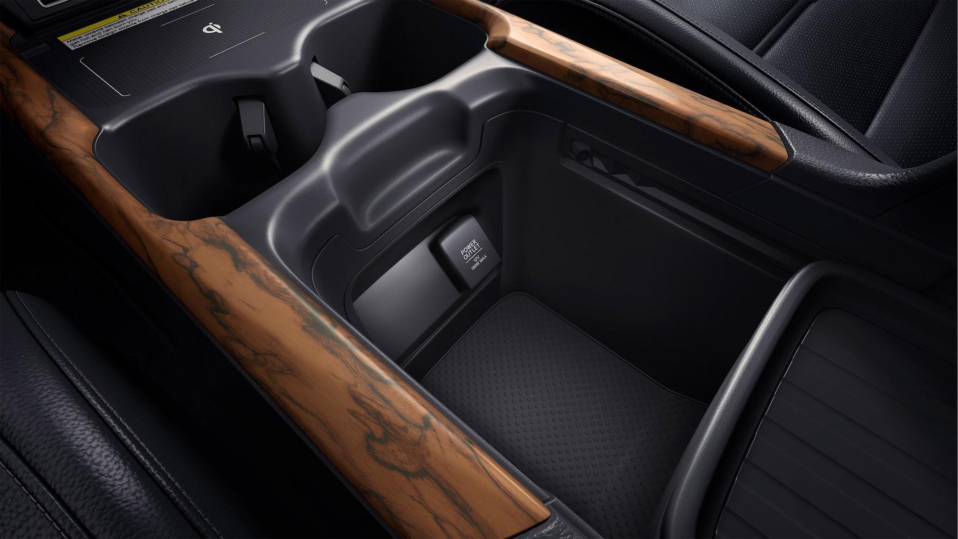 Honda CR-V Center Console