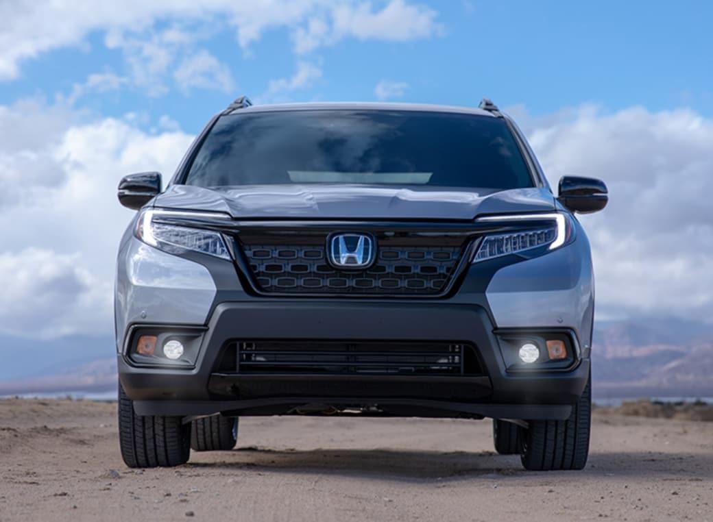 2021 Honda Passport Front Bumper