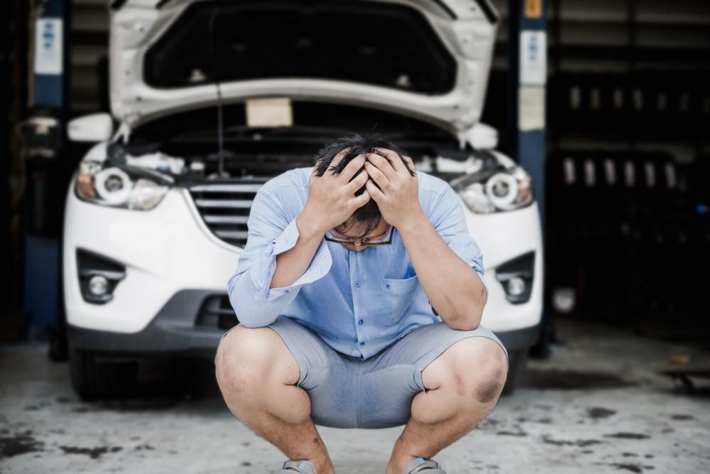 DIY Auto Repairs Problems
