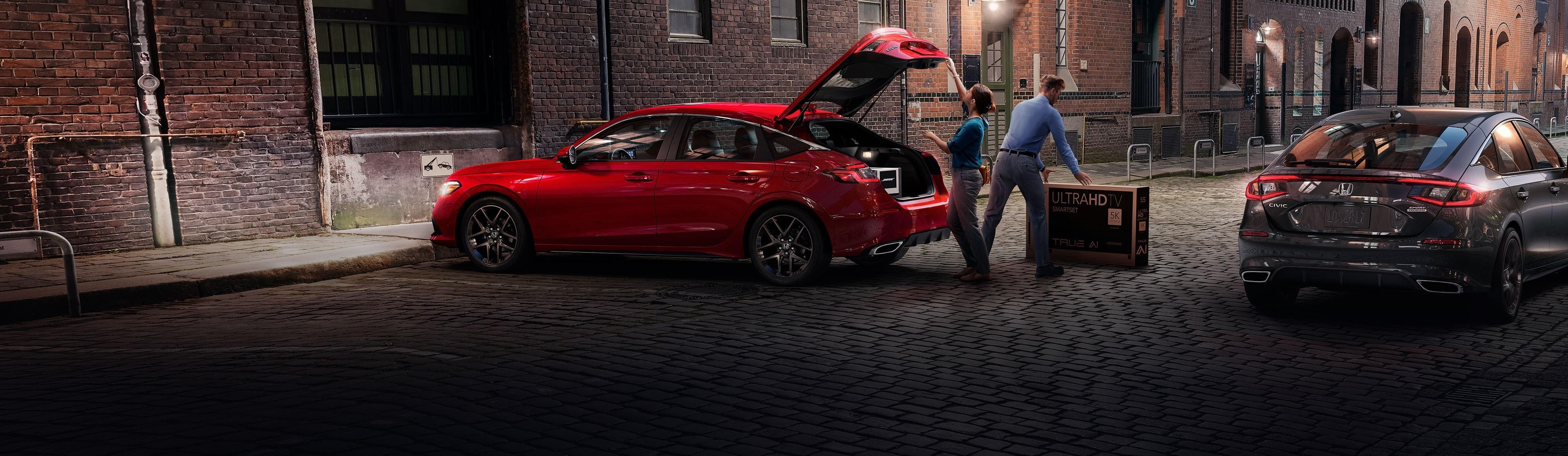 All-New 2022 Honda Civic for Sale in Joplin, MO