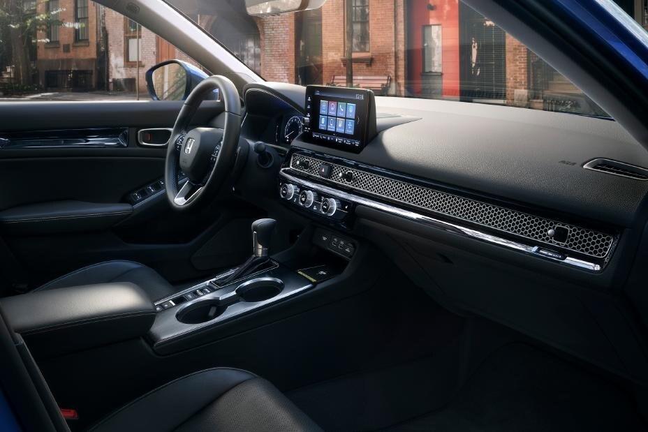 All-New 2022 Honda Civic Interior