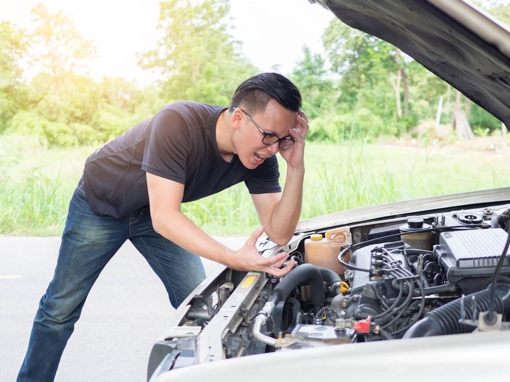 Frustrating DIY Auto Repairs
