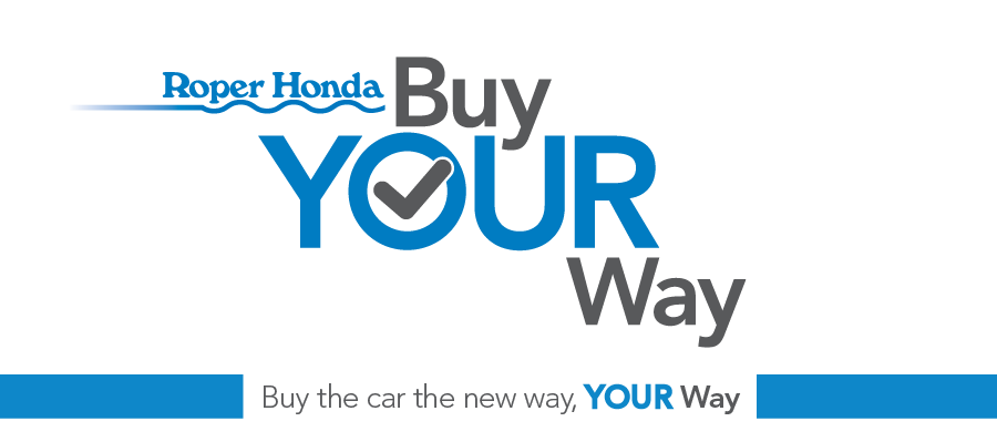 Roper Honda Buy Your Way