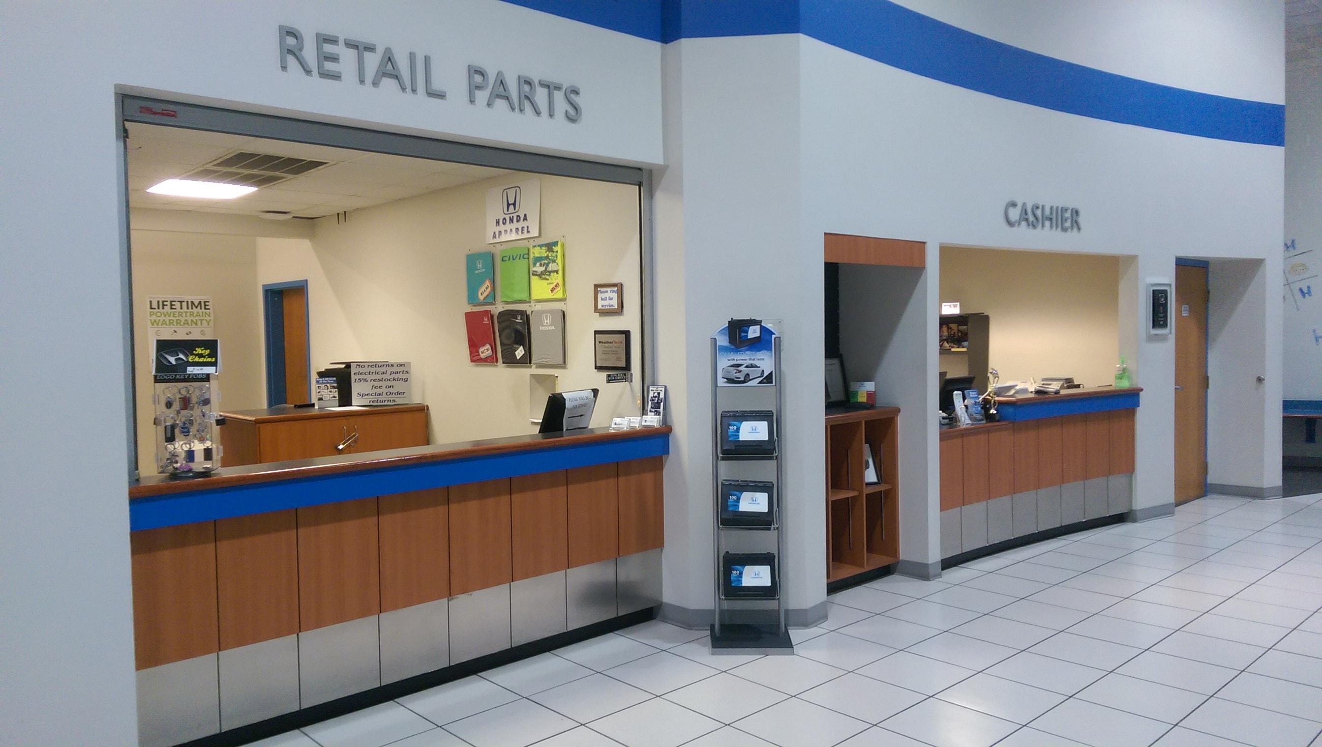 Order Genuine Honda Car Parts Auto Parts Store In Joplin Mo