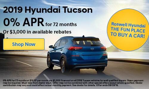 May | 2019 Hyundai Tucson
