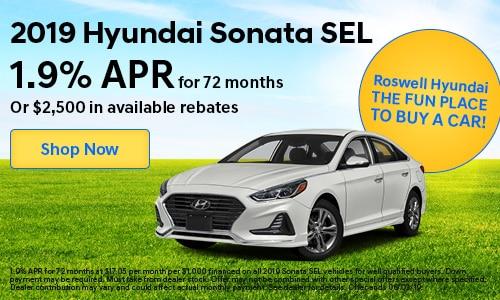 May | 2019 Hyundai Sonata