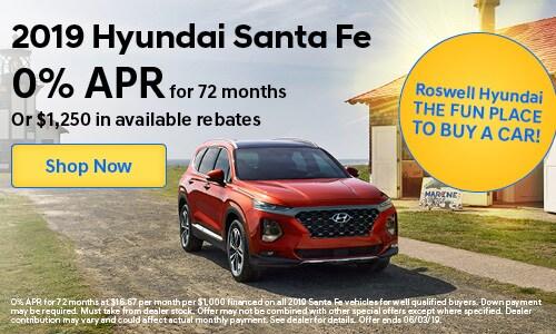 May | 2019 Hyundai Santa Fe