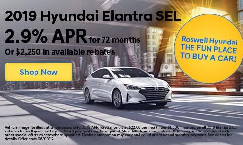 May | 2019 Hyundai Elantra