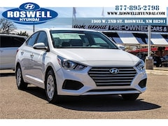 New 2019 Hyundai Accent for sale in Roswell