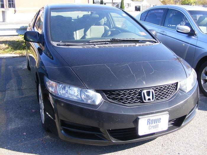 2011 Honda Civic LX Coupe