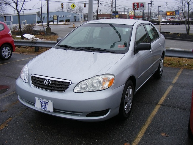 2008 Toyota Corolla LE Sedan