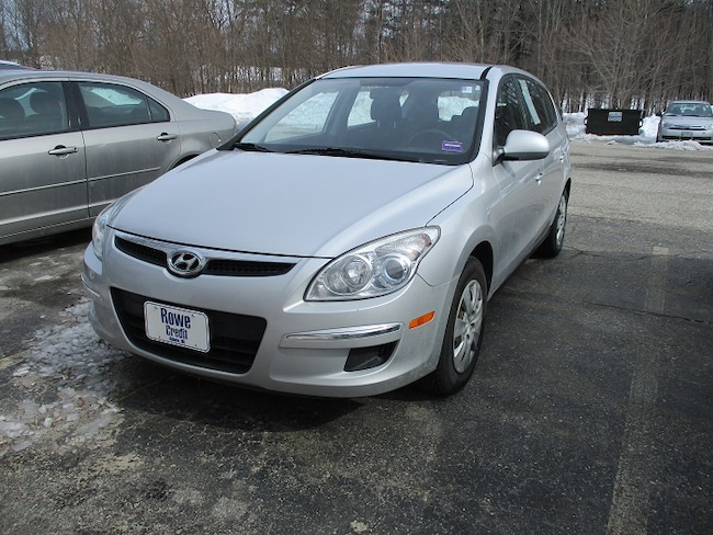 2011 Hyundai Elantra Touring GLS Hatchback