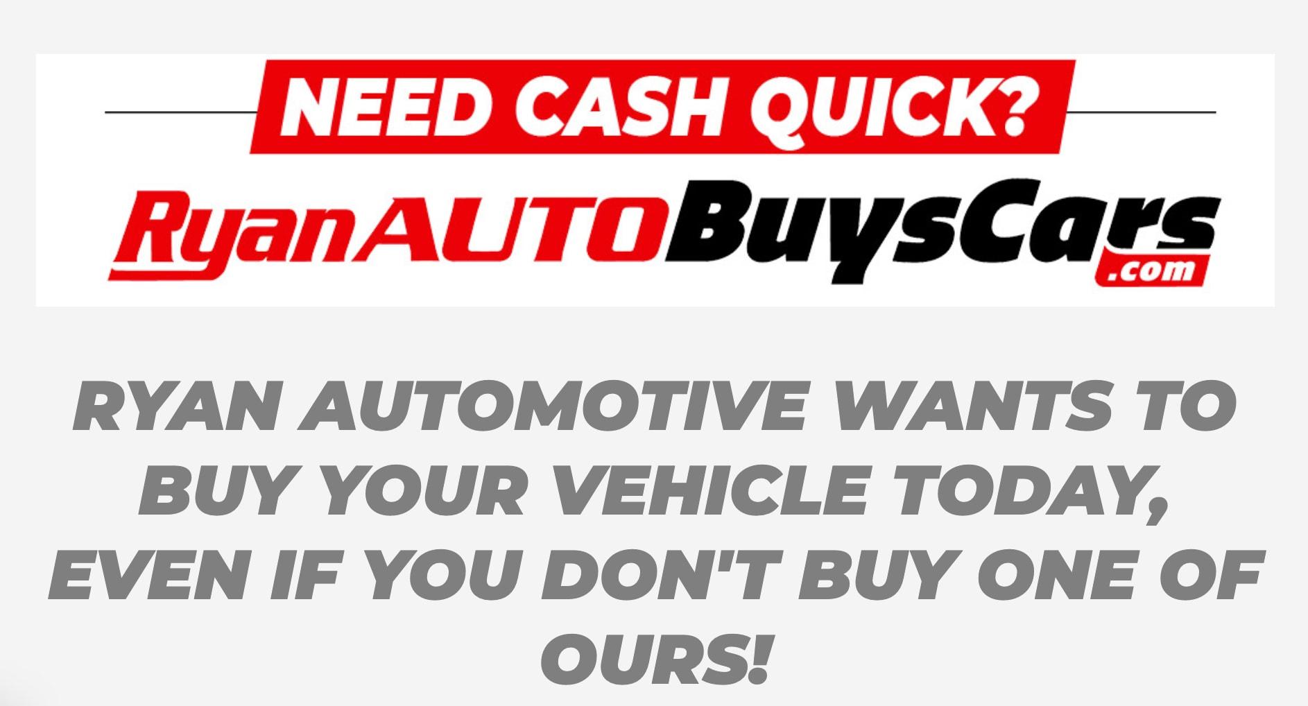Ryan Auto Buys Cars - Monroe, LA