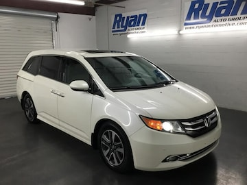 2015 Honda Odyssey Van