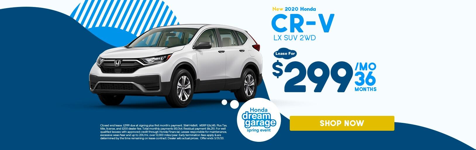 Honda Dream Garage Spring Event in Monroe, LA