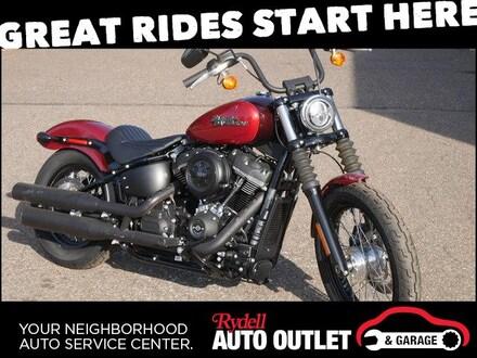 2018 Harley-Davidson Cruiser Fxbb Street BOB Fxbb