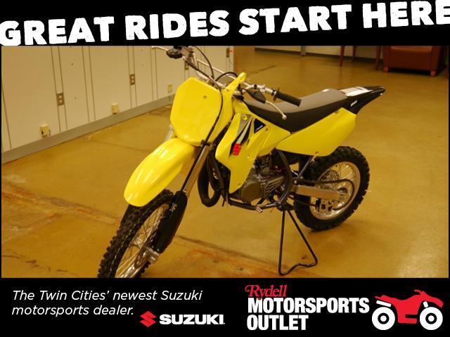 2016 Suzuki Motocross RM85L6 RM85L6