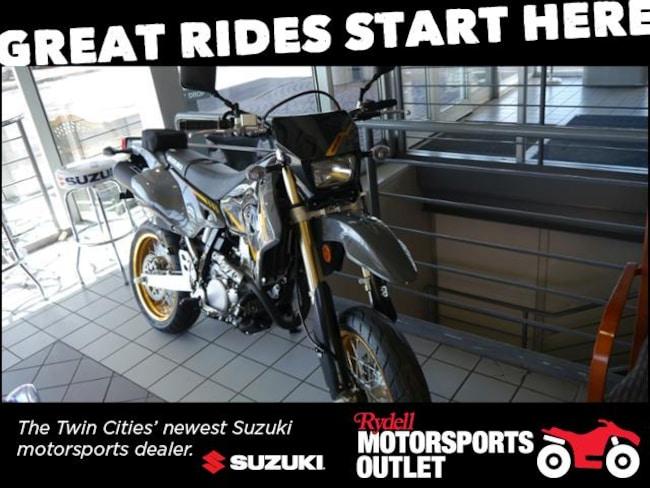 2016 Suzuki Dualsport DR-Z400SM DR-Z400SML6