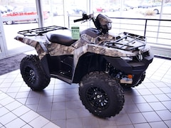 2020 Suzuki ATV LTA750XPZSMO Kingsquad 750 AXI