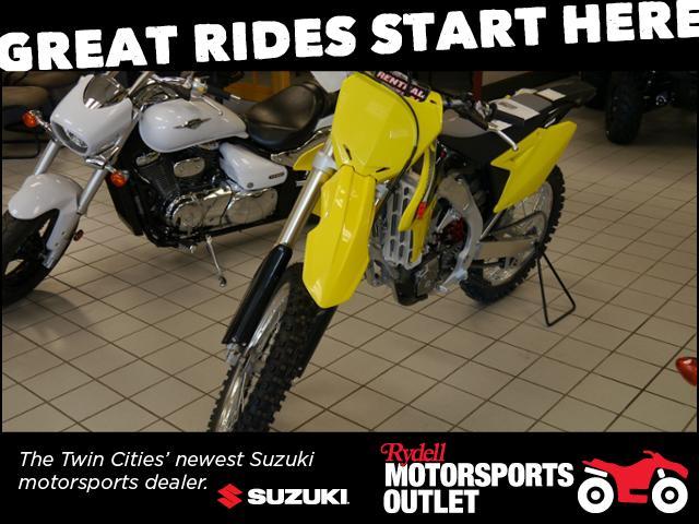 2016 Suzuki Motocross RM-Z450 RM-Z450L6