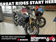 2016 Suzuki Adventure V-Strom V-Strom 1000 ABS Adventur