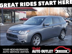 Used Mitsubishi Outlander Mounds View Mn