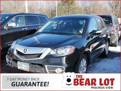 2010 Acura RDX Base w/Technology Package SUV