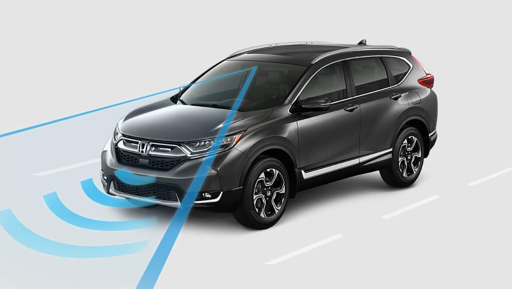 Honda CR V Forward Collision Warning System