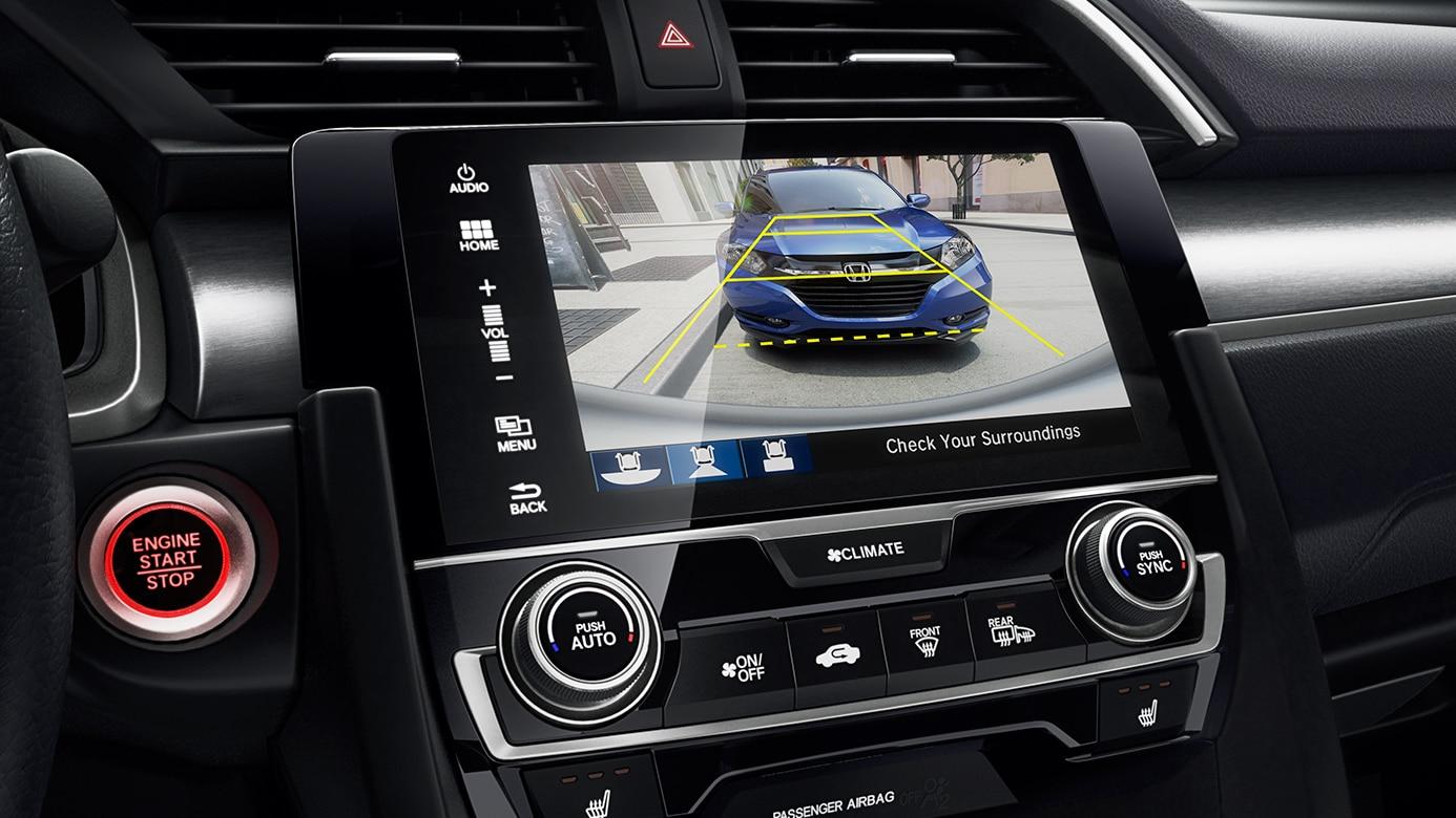Honda CRV Backup Camera